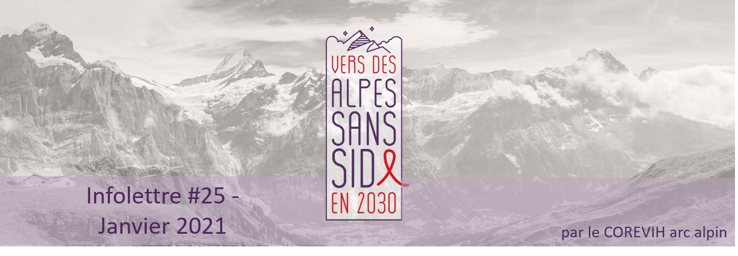 Alpes sans sida newsletter janv 2021